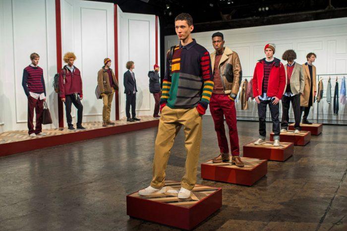 Vedete masculine obsedate de anumite obiecte vestimentare