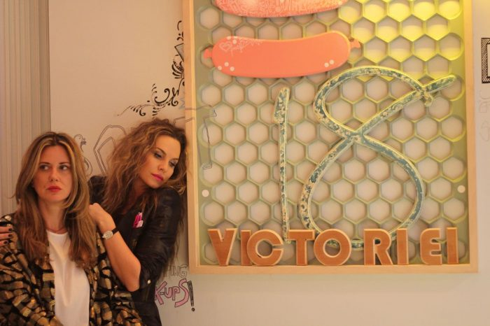 Stim unde o gasim zilnic pe Anna Lesko: la Victoriei 18, noul ei bistrou!