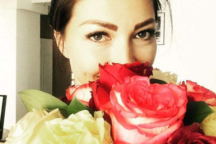 """Ilinca Vandici, despre felul in care este perceputa: ''Lumea imi spune ca sunt mai frumoasa in realitate"""""""