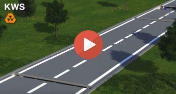 Asa nu o sa arate Romania NICIODATA! Astea sunt drumurile din PLASTIC pe care strainii le vor asambla in cateva zile VIDEO