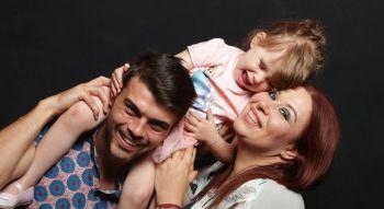Fetita Oanei Roman a implinit 3 anisori: ce mesaj emotionant i-a transmis vedeta pe pagina de Facebook