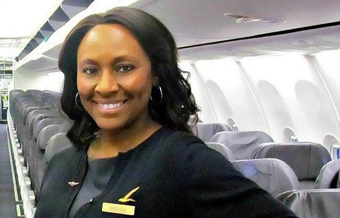 Aceasta stewardesa a salvat o adolescenta din mainile proxenetilor. Fata urma sa fie o sclava sexuala. Ce detaliu a dat-o de gol VIDEO