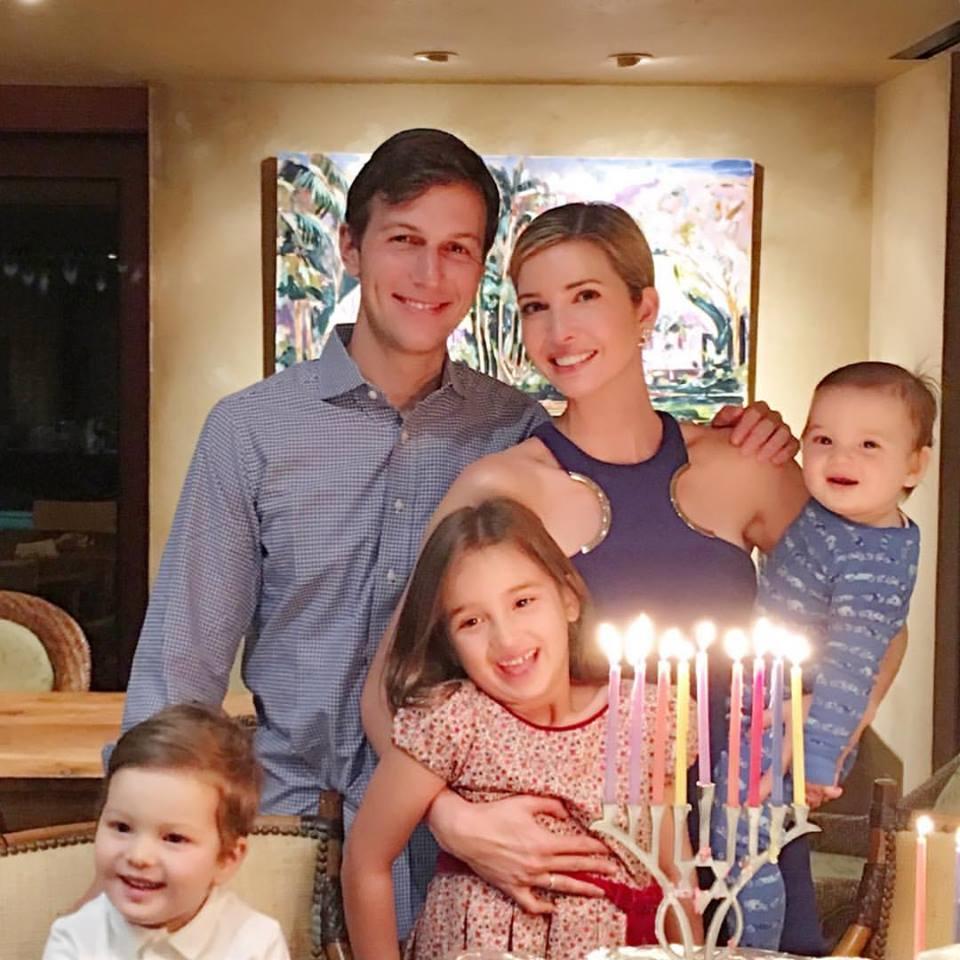 Ce familie frumoasa are Ivanka Trump: copiii ei sunt adorabili