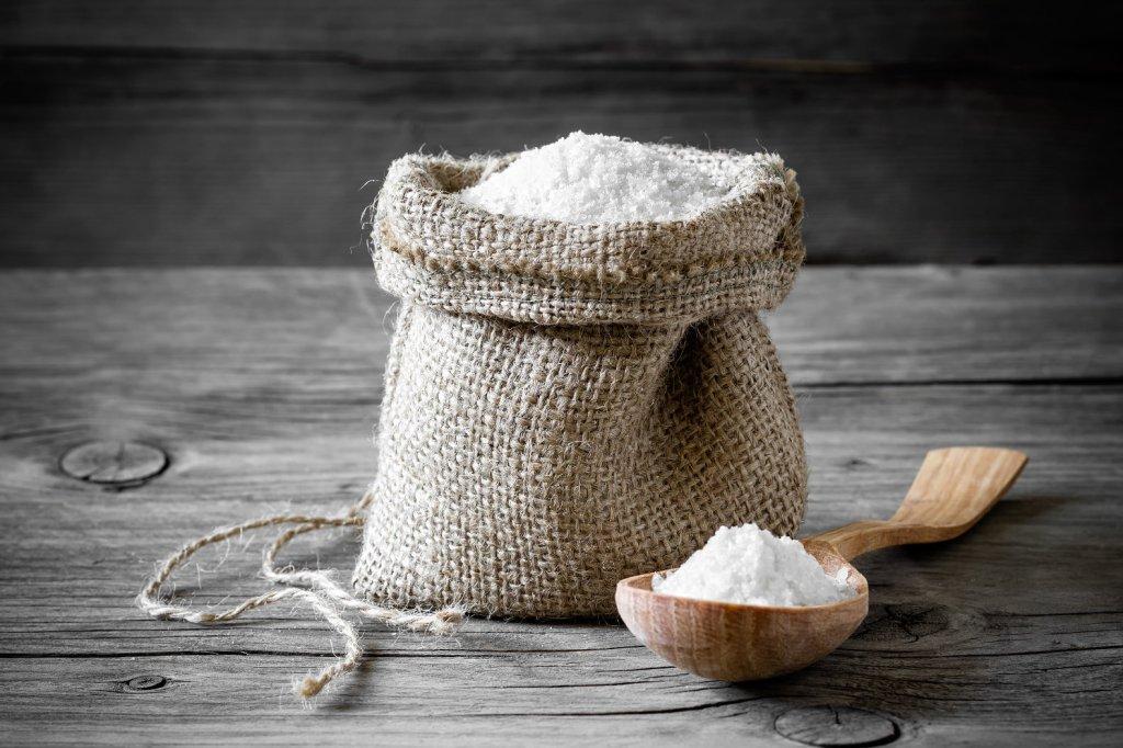 Apa cu sare pentru zona intima