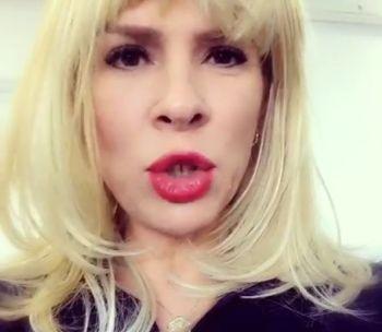 """A optat pentru ceva nou, dar nu i-a placut. Ce spune Teo Trandafir despre parul ei lung si blond: """"Sunt sauvage!"""" VIDEO"""