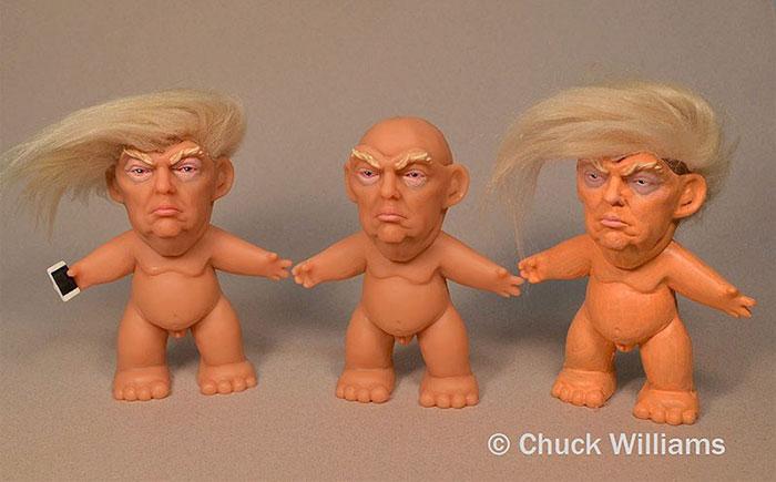 Papusa-nud se bucura de un real succes in America