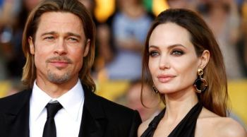 Intalnirea emotionanta dintre Angelina Jolie si Brad Pitt., la sase luni de la divort. Se impaca cei doi?