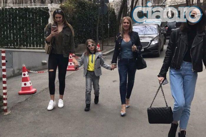 Anamaria Prodan s-a intors in tara alaturi de copii! Cat de mare a crescut Sarah