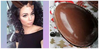 ORIBIL! Descoperirea socanta pe care a facut-o aceasta mamica in oul de ciocolata pe care l-a cumparat pentru fiica ei! Noroc ca l-a depistat la timp!