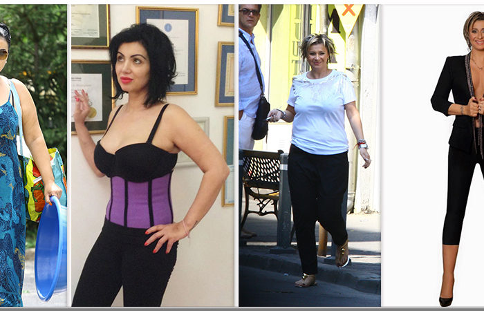 Cum au reușit să slăbească spectaculos Adriana Bahmuteanu, Anamaria Prodan si fostul sot al Oanei Cuzino!