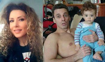"""Nu e cam dura? Ce nu il lasa Carmen Bruma sa manance pe fiul ei, Vladut: """"La noi nu vede asa ceva!"""""""