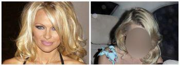 WOW! Cum arata Pamela Anderson fara pic de machiaj! A iesit din casa decoltata, dar deloc fardata! Cum arata la 49 de ani