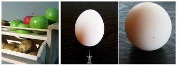 GENIAL! Trucurile pe care nu le stiai! De ce e bine sa tii cartofii langa mere si sa faci gaura in coaja unui ou, inainte sa il fierbi!