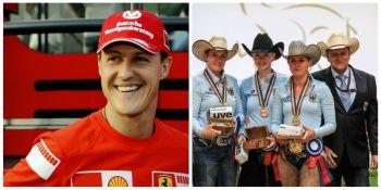 Fiica lui Michael Schumacher a implinit 20 de ani! Tanara seamana leit cu tatal ei