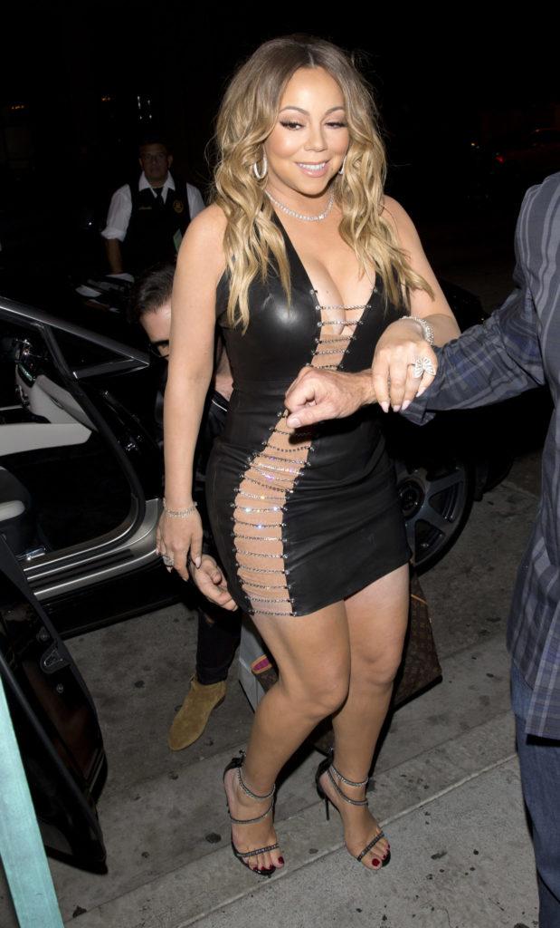 Mariah Carey, de neoprit! Diva continua sa ia in greutate - olly.ro
