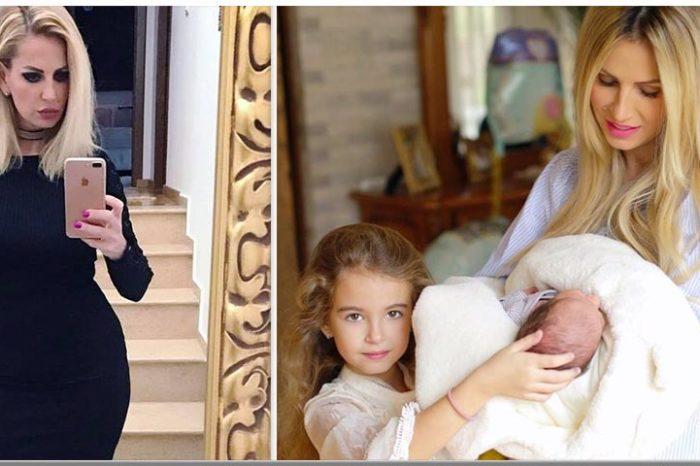 Tristetea pe care Andreea Banica o are in suflet mereu:  ''Imi lipsesc mama si tata''