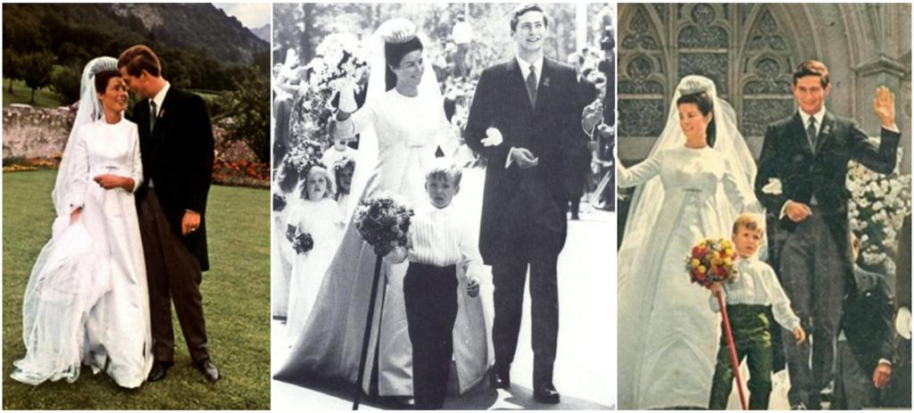 In urma cu 50 de ani, in 1967, Printul Hans-Adam al-2-lea s-a casatorit cu Printesa Maria. Nunta a durat 5 zile, de miercuri pana duminica