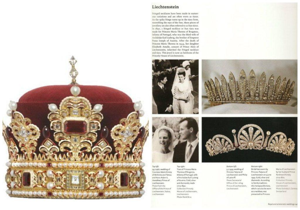 Casa regala retine bijuterii in valoare de cateva milioane de lire sterline