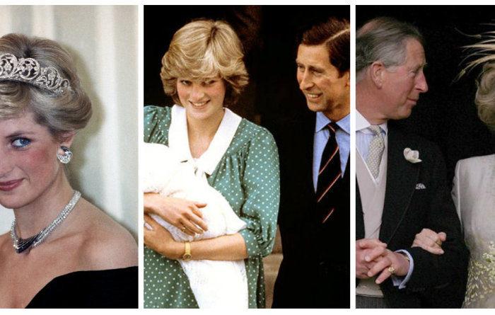 Detalii dureroase din viata Printesei Diana. Cum a confruntat-o pe Camila Parker, amanta Printului Charles!