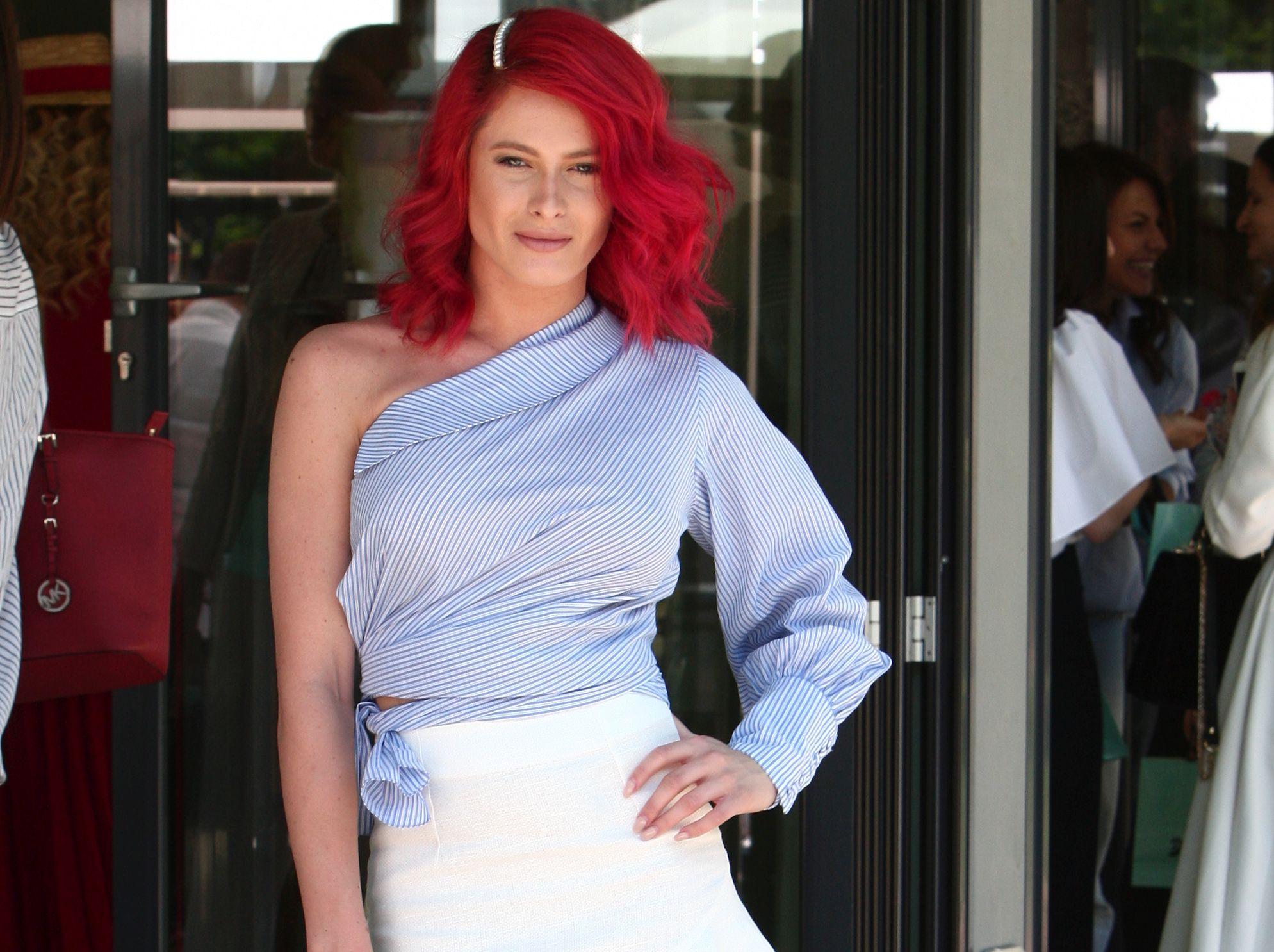 Raluka nu se consideră o fashion victim