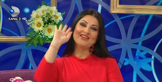 Gabriela Cristea a ramas in continuare gazda emisiunii