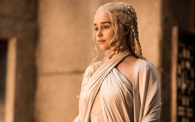 Daenerys Targaryen din Urzeala Tronurilor moare