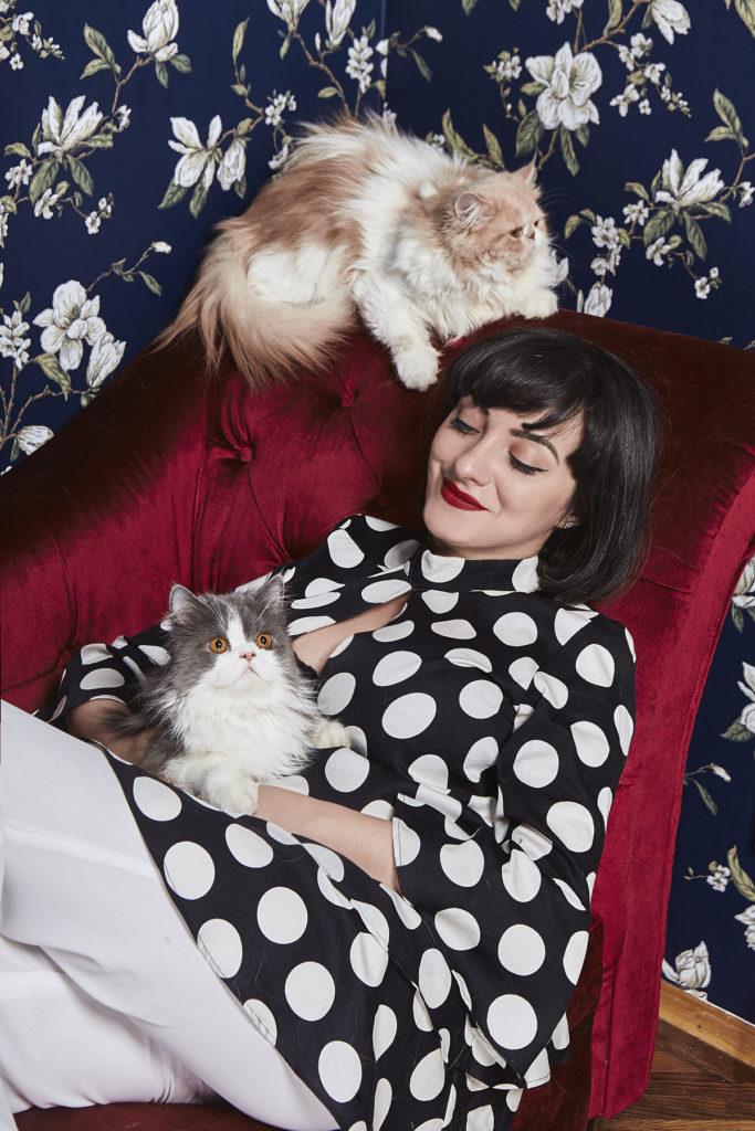 Interviu cu Ana Morodan