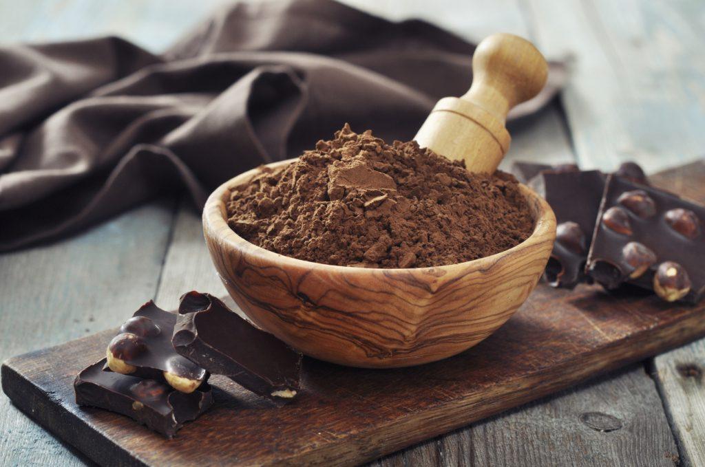 Pudra de cacao vs Pudra de roscove