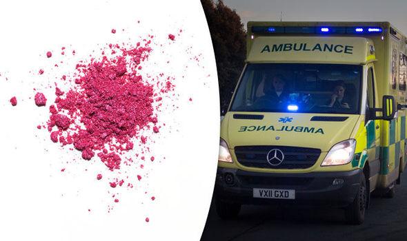 'Sampania roz' drog