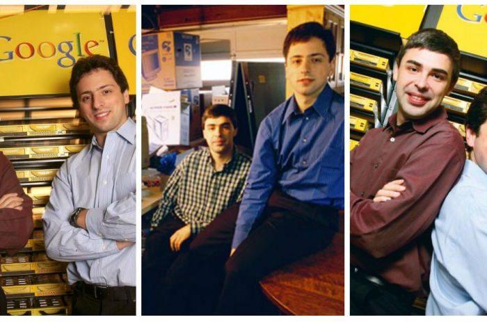 Cine sunt fondatorii Google: doi tineri au ajuns sa creeze o companie care a schimbat lumea
