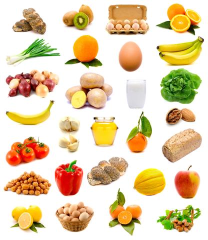 Top 5 alimente bogate in calciu