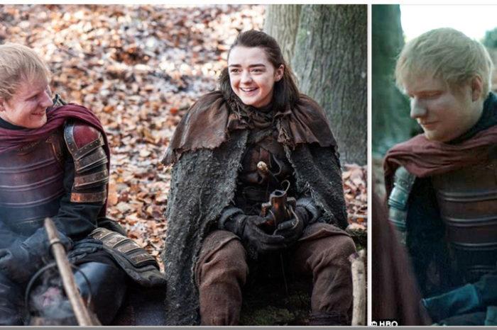 Ed Sheeran si-a sters contul de Twitter din cauza Game of Thrones 2017! De ce