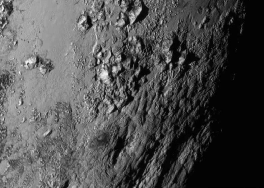 Cum arata Pluto 2017