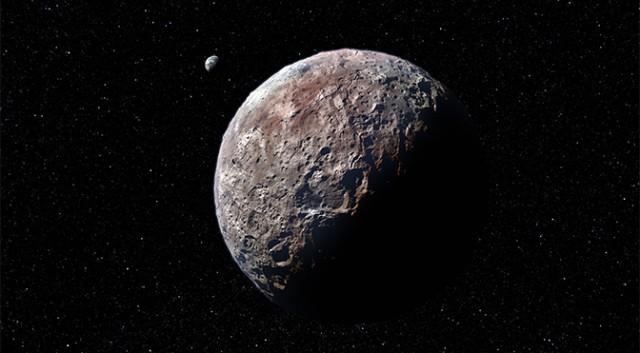 Cum arata Pluto 2017 nasa