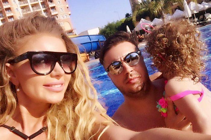 Roxana Vașniuc, bombă sexy la mare! Ce bine arată mămica