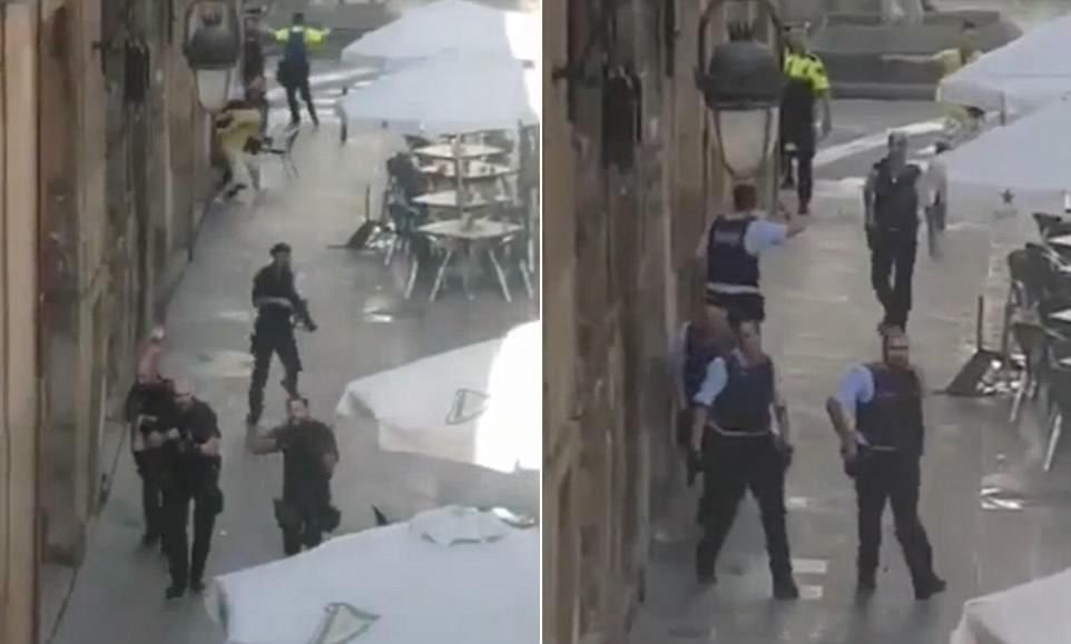 Teroare pe strazile din Barcelona: numarul mortilor a crescut! Printre raniti au fost identificati si romani VIDEO