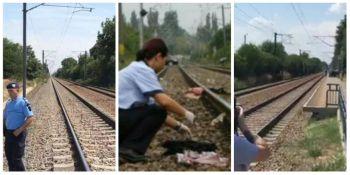 Ipoteze socante in cazul mamei sinucigase care s-a aruncat in fata trenului, de mana cu copiii sai! Ce patise femeia cu ceva timp in urma