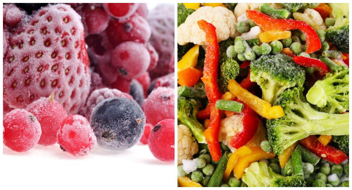 Congelarea corecta a fructelor si legumelor pentru iarna, in cativa pasi simpli! Trucuri de care sa tii cont pentru a le avea la fel de proaspete