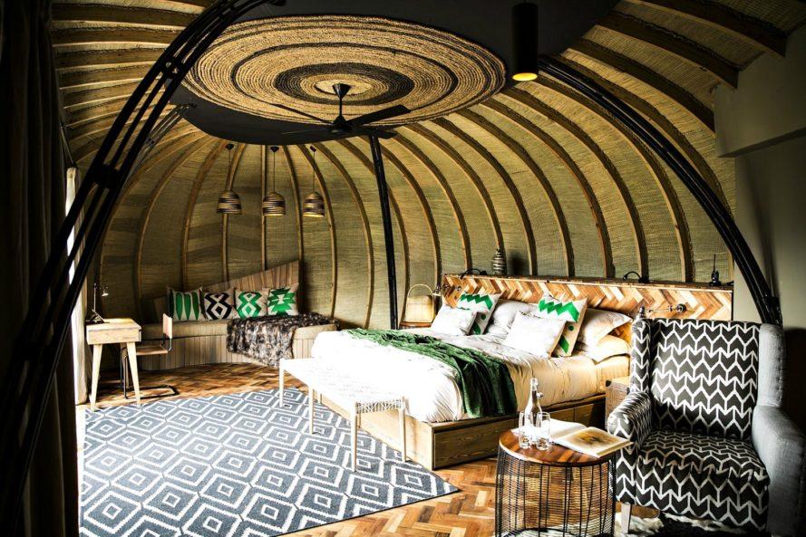 Bisate Lodge din rwanda