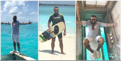 Catalin Botezatu a fost intr-o super vacanta in Maldive! Ce a facut acolo, pentru prima data in viata lui: era 100% virgina si...