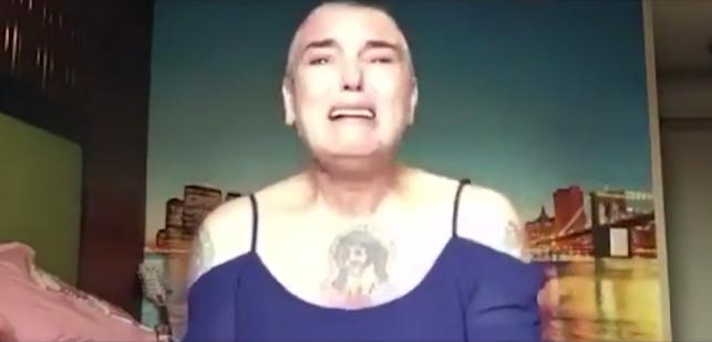 Sinead O'Connor abuzata de mama in copilarie 1