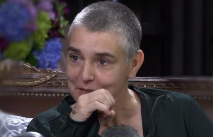 Sinead O'Connor abuzata de mama in copilarie