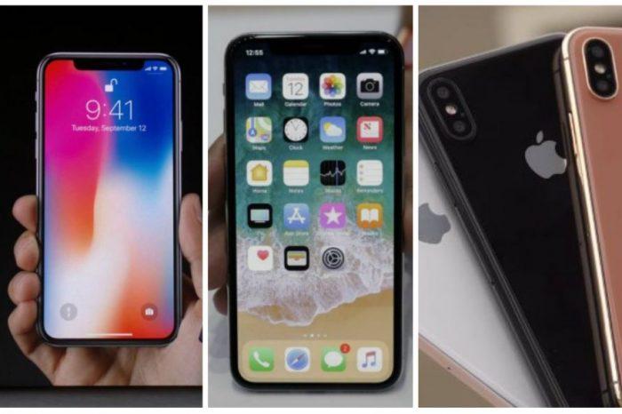 Apple a lansat noile sale smartphone-uri: iPhone 8 şi iPhone X! Cat costa si cu ce caracteristici vin in plus