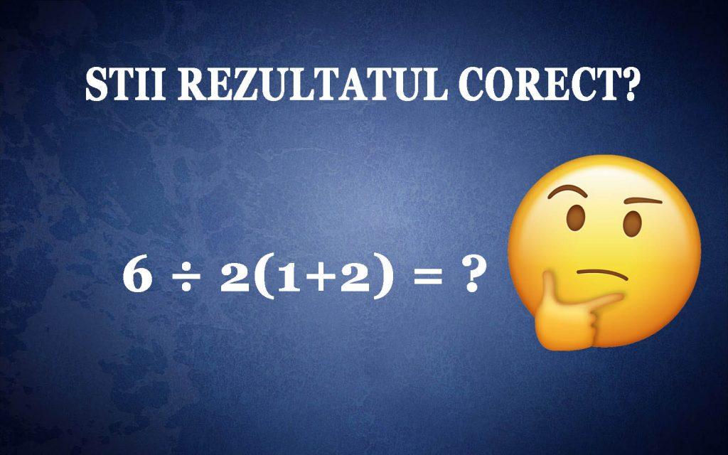 Problema de matematica dificila pentru multi