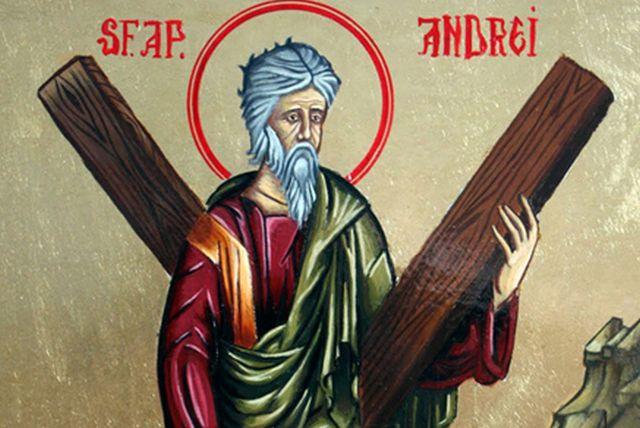 Sfantul Andrei, apostolul romanilor! Cine a fost, ce a facut pentru poporul nostru si unde se afla biserica lui