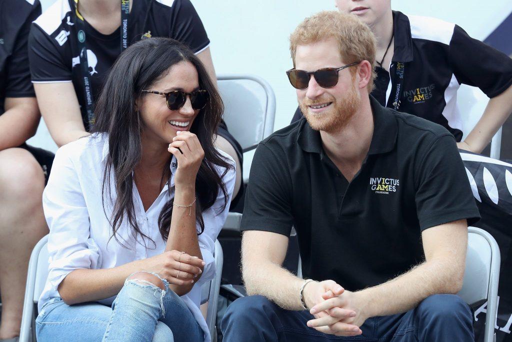 Printul Harry a cerut-o in casatorie pe Meghan Markle