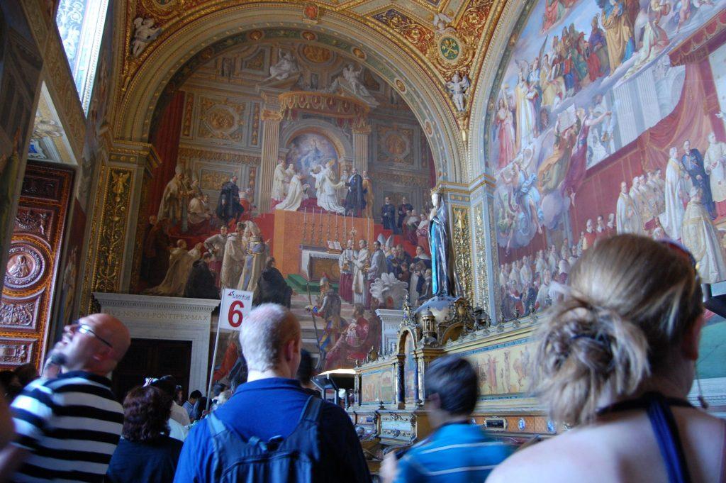Un mister vechi de 500 de ani a fost elucidat la Vatican