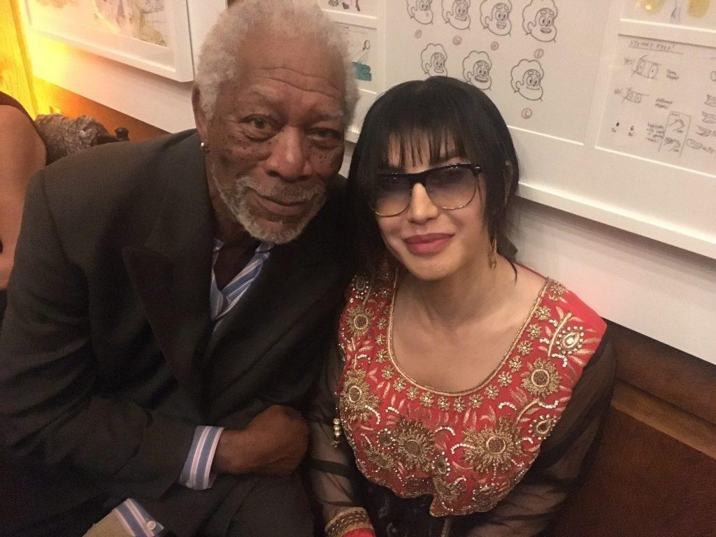 Morgan Freeman, acuzat de hărțuire sexuală