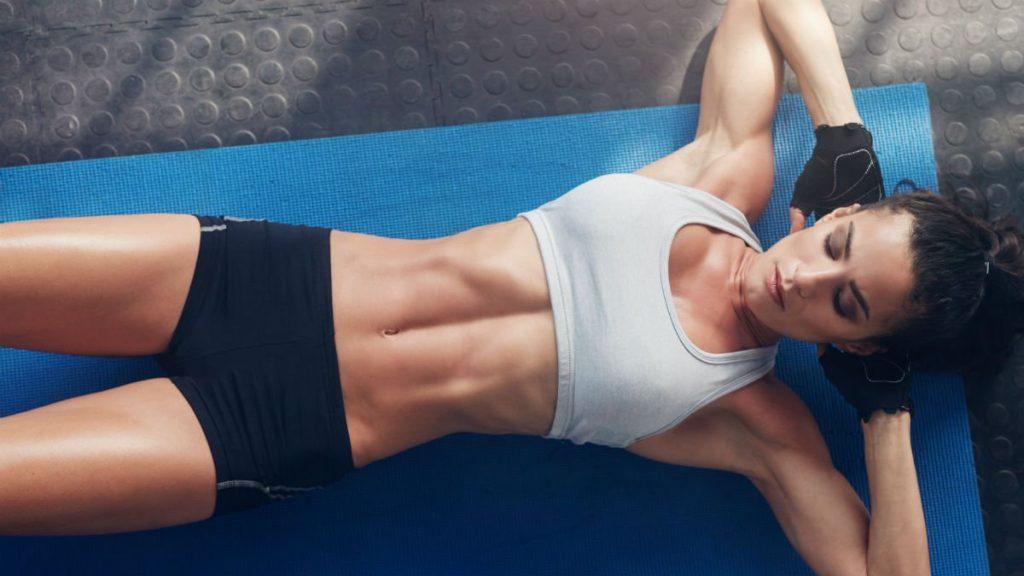 Poti obtine abdomenul perfect fara sa mergi la sala