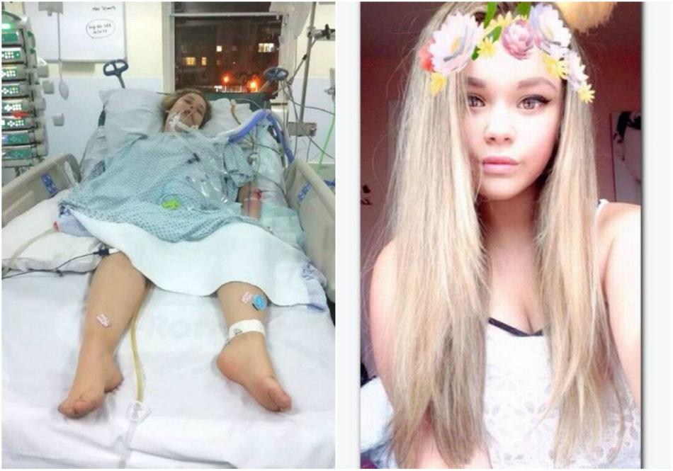 Fata de 15 ani a murit dupa ce a luat o singura pastila
